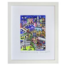 Simone Walsh Large Frame 'Out On The Town In Cork'