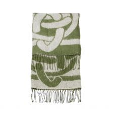 Patrick Francis Celtic Knot Green Wrap