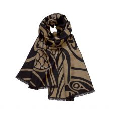 Patrick Francis Celtic Reversible Gold Scarf