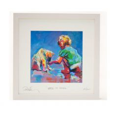 Paul Maloney Made to Share Frame 10 x 12
