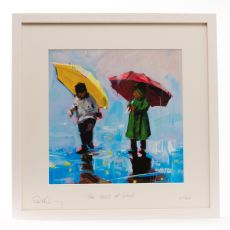 Paul Maloney The Best of Days Frame