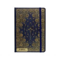 Peter Pauper Press 2021 Gilded Rosettes Diary