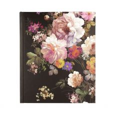 Peter Pauper Press Midnight Floral Journal