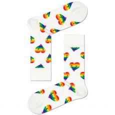 Happy Socks Pride Heart Ladies Socks