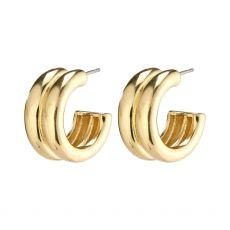 Pilgrim Heritage Gold Earrings