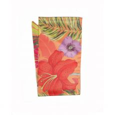 Powder Blooming Jungle Neck Scarf