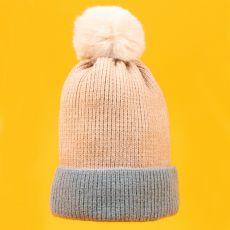 Powder Bonnie Cream & Ice Hat