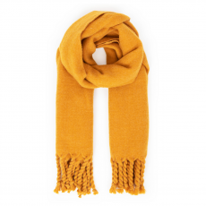 Powder Carolyn Scarf Mustard
