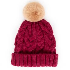 Powder Charlotte Raspberry Hat