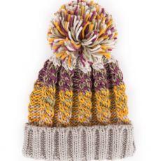 Powder Damson Astrid Hat