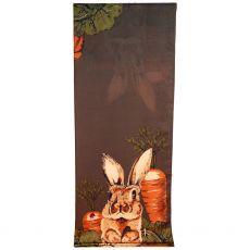 Powder Gardening Bunny Scarf