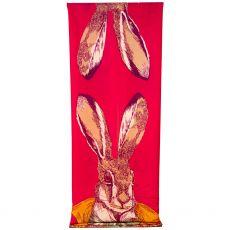 Powder Gentleman Hare Scarf