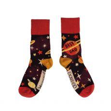 Powder Gents Best Dad Socks