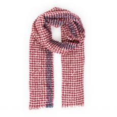 Powder Helena Scarf Scarlet Mix