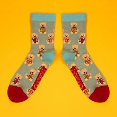 Powder Men's Argyll Westie Ice Sock Box