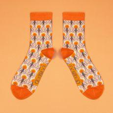 Powder Men's Retro Tangerine Socks