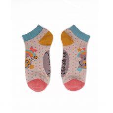 Powder Musical Koala Trainer Socks