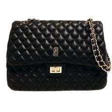 Tipperary Crystal Palermo Black Handbag