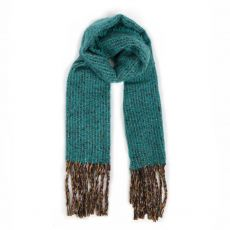 Powder Sandie Teal Scarf
