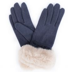 Powder Tamara Charcoal Gloves