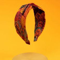Powder Velvet Scandi Forest Headband