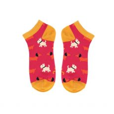 Powder Westie & Sausage Dog Trainer Socks