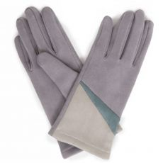 Powder Ziggy Slate Mix Gloves