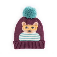 Powder Ladies Cosy Teddy Hat Front