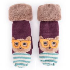 Powder Ladies Cosy Teddy Mittens