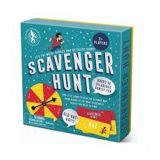 Professor Puzzle Scavenger Hunt