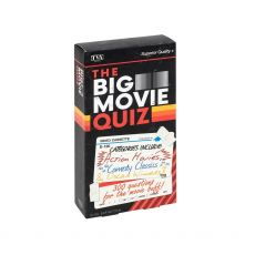 Professor Puzzle The Big Movie Quiz