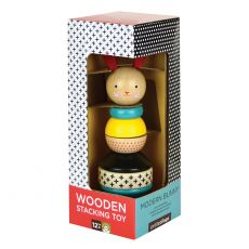 Wild & Wolfe Rabbit Stacking Toy