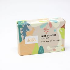 Pure Oskar Pure Delight Goats Milk Soap