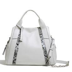 Radley Baylis Road Grey Leather Bag