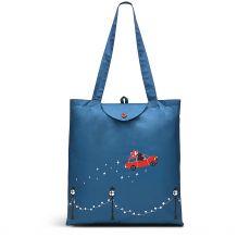 Radley Driving Home For Christmas Foldaway Bag