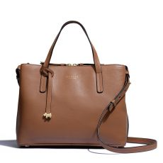Radley Dukes Place Tan Leather Handbag