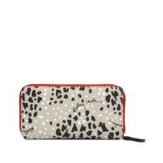 Radley Leopard Oilskin Wallet
