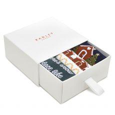 Radley Limited Christmas Edition Socks
