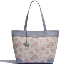 Radley Moonflower Shoulder Tote Bag front