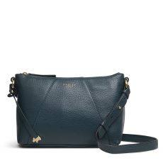 Radley Wood Street Medium Leather Crossbody Bag
