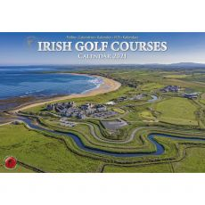 Real Ireland  Irish Golf Courses Calendar