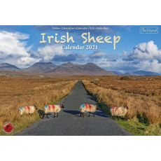 Real Ireland Irish Sheep Calendar