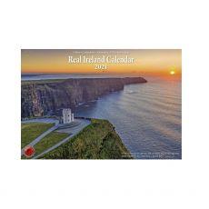 Real Ireland Liam Blake Calendar