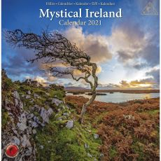 Real Ireland Mystical Ireland Calendar