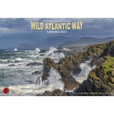 Real Ireland  Wild Atlantic Way Calendar