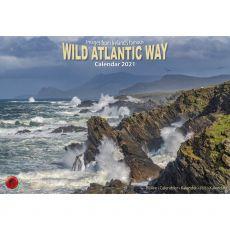 Real Ireland Wild Atlantic Way Calendar