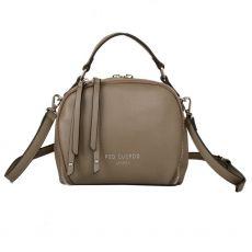 Red Cuckoo Olive Round Grab Bag