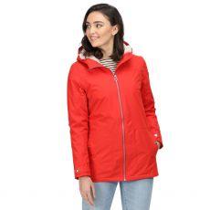 Regatta Bergonia II Ladies Waterproof Jacket Red