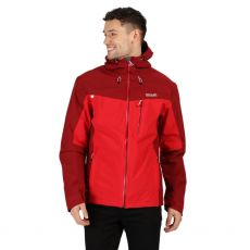 Regatta Birchdale Gents Red Waterproof Jacket