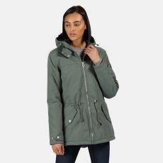 Regatta Brigid Ladies Khaki Waterproof Jacket